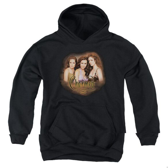 Charmed Smokin Youth Pull Over Hoodie