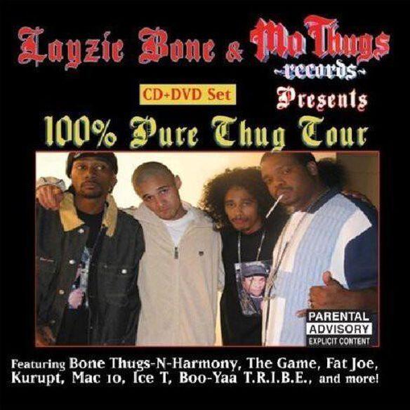 100% Thug Tour (Bonus Dvd)