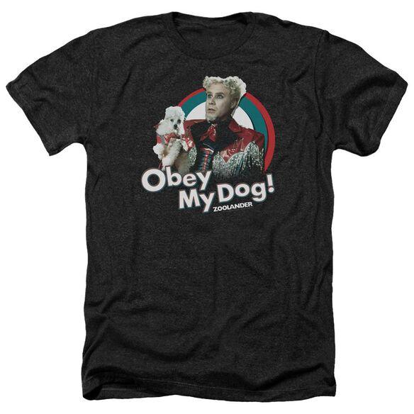 Zoolander Obey My Dog Adult Heather