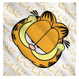 Garfield Name Repeat Banadana White