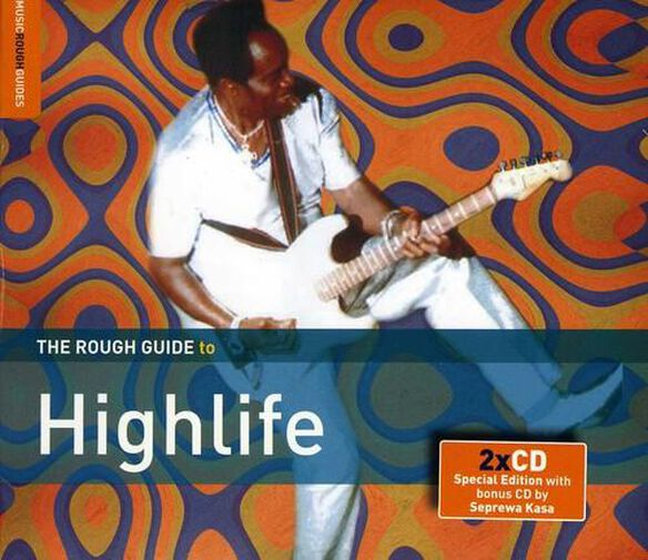 Various Artists - The Rough Guide To Highlife