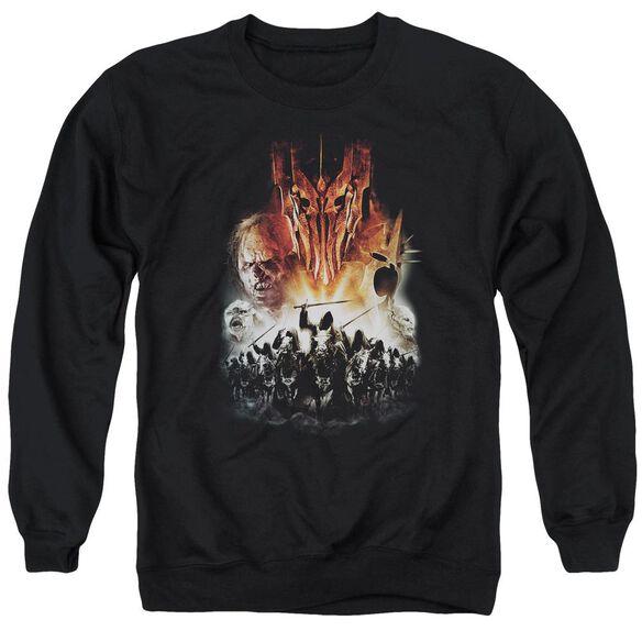 Lor Evil Rising Adult Crewneck Sweatshirt