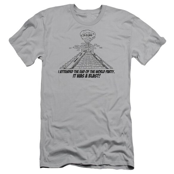 End Of The World Party Short Sleeve Adult T-Shirt