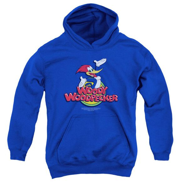 Woody Woodpecker Woody Youth Pull Over Hoodie