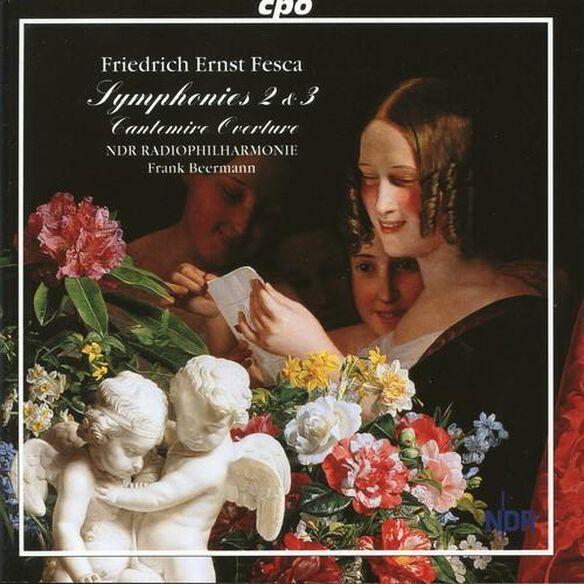 Ndr Radio Philharmonic Orchestra - Symphonies 2 & 3