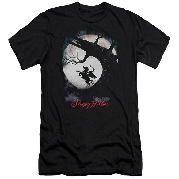 Sleepy Hollow Poster Short Sleeve Adult T-Shirt