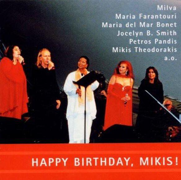 Happy Birthday Mikis / Various