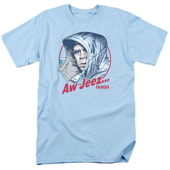 Fargo Aw Jeez Short Sleeve Adult Light T-Shirt