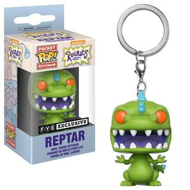 Funko Pocket Pop! Keychain: Rugrats - Reptar [F.Y.E. Exclusive]