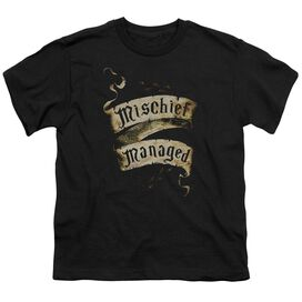 HARRY POTTER MISCHIEF MANAGED-S/S T-Shirt