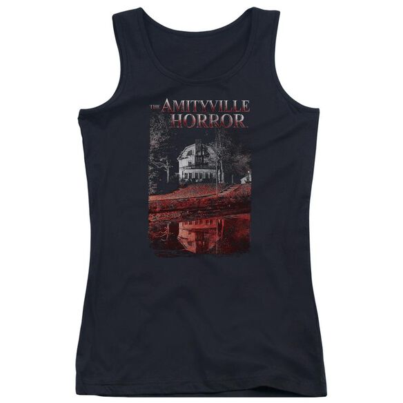 Amityville Horror Cold Blood Juniors Tank Top
