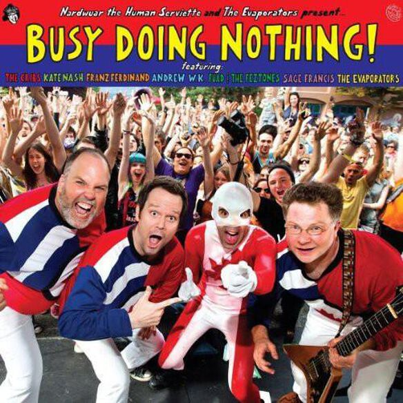 Busy Doing Nothing / Various