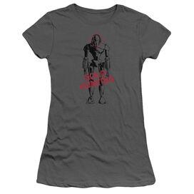 Bsg Good Hunting Short Sleeve Junior Sheer T-Shirt