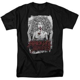 Veil Brides Coffin Queen Short Sleeve Adult T-Shirt