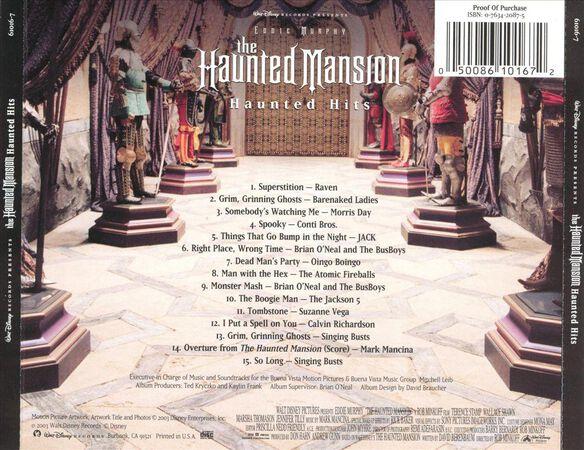 Haunted Mansion 1103