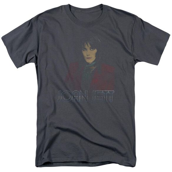 Joan Jett Worn Jett Short Sleeve Adult T-Shirt