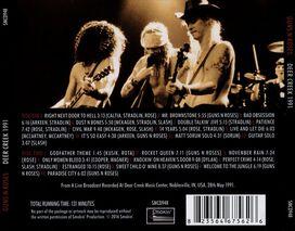 Guns N' Roses - Deer Creek 1991
