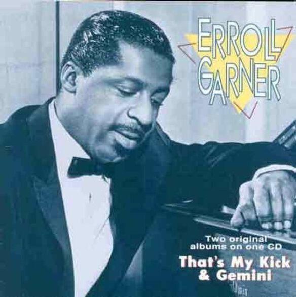 Erroll Garner - Thats My Kick / Gemini
