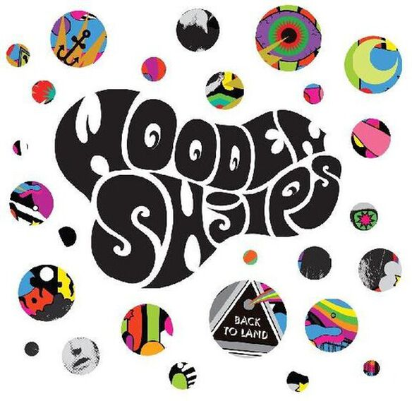 Wooden Shjips - Back To Land