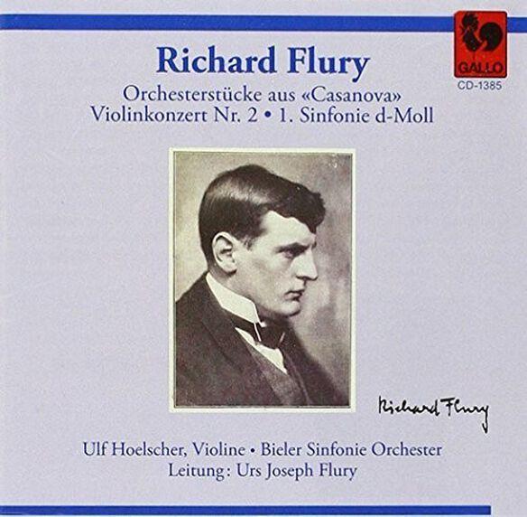 Ulf Hoelscher - Violinconcerto 2