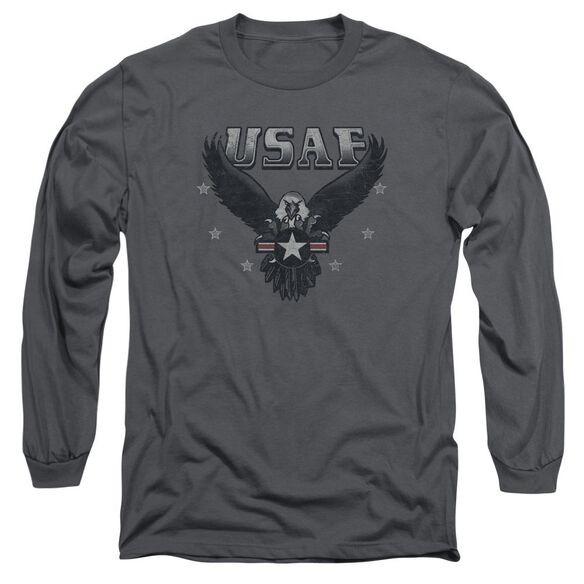 Air Force Incoming Long Sleeve Adult T-Shirt