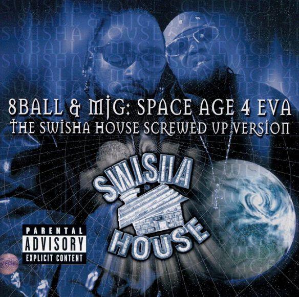 Space Age 4 Eva 1100