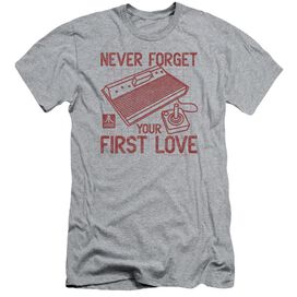 Atari First Love Short Sleeve Adult Athletic T-Shirt