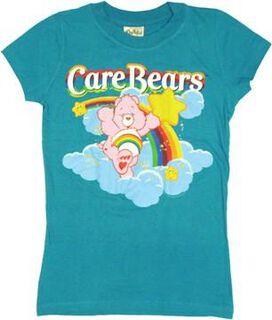 Care Bears Cheer Rainbow Baby Tee
