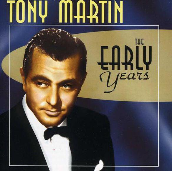 Tony Martin - The Early Years