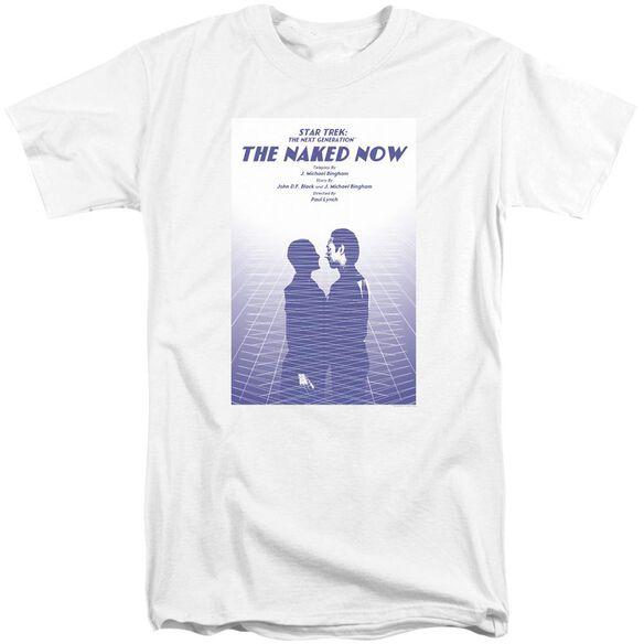 Star Trek Tng Season 1 Episode 3 Short Sleeve Adult Tall T-Shirt