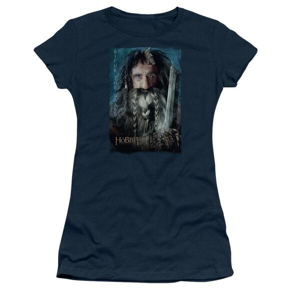 The Hobbit Bifur Short Sleeve Junior Sheer T-Shirt