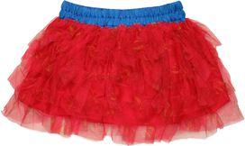 Superman Tiered Tutu Skirt