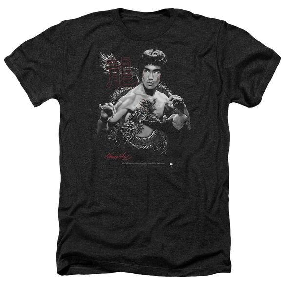 Bruce Lee The Dragon Adult Heather