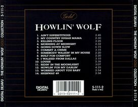 Howlin' Wolf - Gold Collection