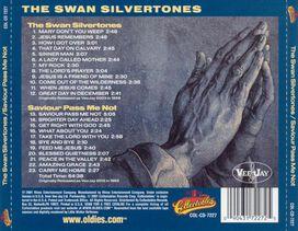 The Swan Silvertones - Swan Silvertones/Saviour Pass Me Not