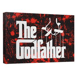Godfather Logo Quickpro Artwrap Back Board