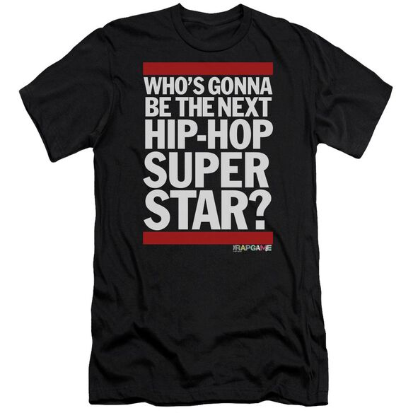The Rap Game Next Hip Hop Superstar Hbo Short Sleeve Adult T-Shirt