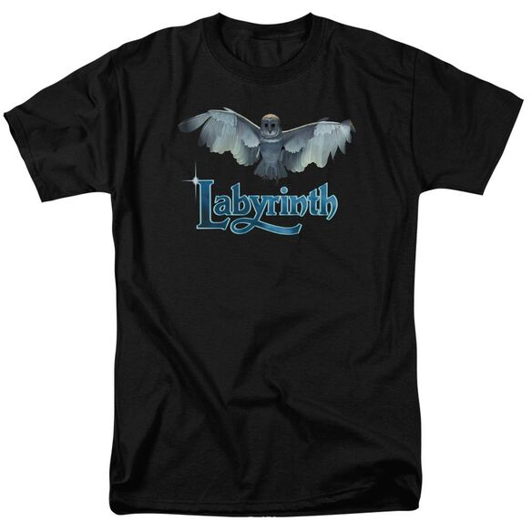 Labyrinth Title Sequence Short Sleeve Adult T-Shirt