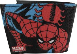 Spiderman Action Poses Bi-fold Wallet