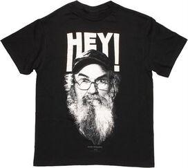 Duck Dynasty Si Hey T-Shirt
