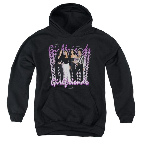 Girlfriends Girlfriends Youth Pull Over Hoodie