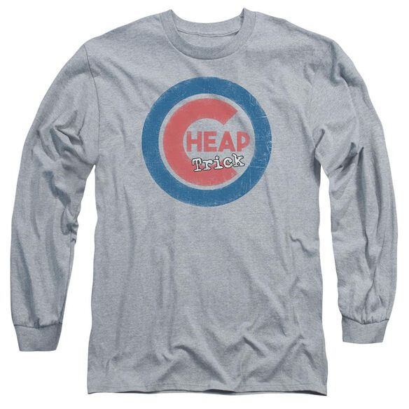 Cheap Trick Cheap Cub Long Sleeve Adult Athletic T-Shirt