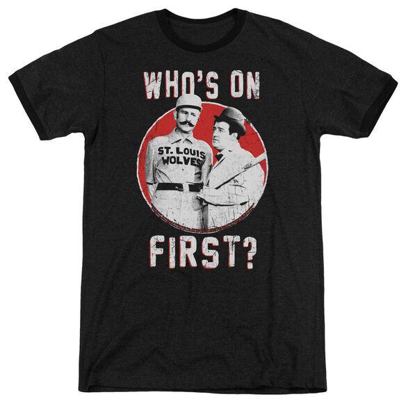 Abbott & Costello First Adult Ringer
