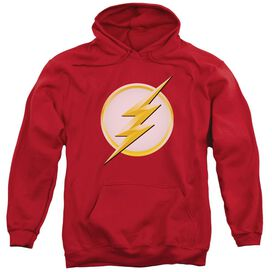 Flash New Logo Adult Pull Over Hoodie