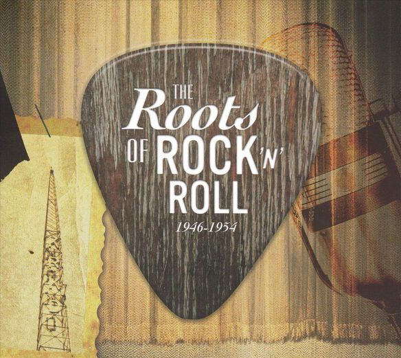 Roots Of Rock 'N' Roll3 Cd