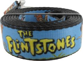 Flintstones Character Group Families Pet Leash
