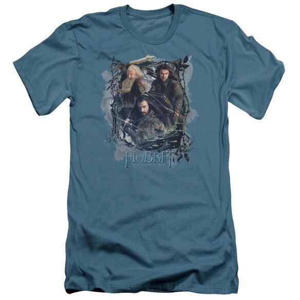 Hobbit Three Dwarves Short Sleeve Adult T-Shirt