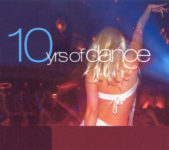 10 Years Of Dance Hits