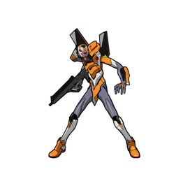 Neon Genesis - Eva Unit 00 FiGPiN