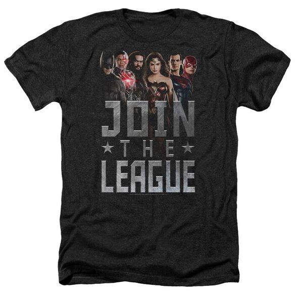 Justice League Movie Join The League Adult Heather